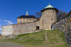 Akershus Festning Royalty Free Stock Photo