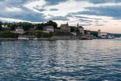 Akershus Festning, Oslo Fotos de Stock