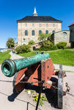 Akershus Fort in Oslo Stock Photo