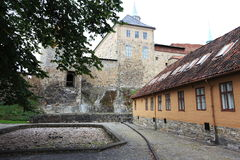 akershus forteca Zdjęcia Stock