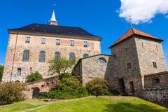 Akershus Fortress Stock Photos