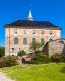 Akershus Fortress Royalty Free Stock Images