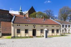 Akershus Fortress garrison commandant Stock Image