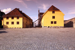 Akershus Fortress in Oslo Stock Photography