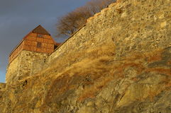 Akershus Fortress in Oslo Royalty Free Stock Photography
