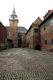 Akershus fortress in Oslo. Norway royalty free stock images