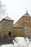 Akershus Fortress in Oslo, Norway. January 04, 2013 Royalty Free Stock Images