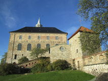 Akershus Fortress Within the Walls, Oslo, Norway Stock Photography