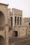 Akhaltsikhe Castle, Vale, Georgia Royalty Free Stock Images