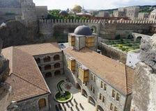 Akhaltsikhe Rabati Castle Center Building stock image