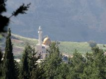Akhbara-Moschee Stockbilder
