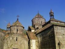 akhpat亚美尼亚修道院 免版税图库摄影