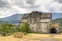 Akhtala-Kloster lizenzfreies stockfoto