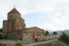 Akhtamareiland Kerk van het Heilige Kruis stock afbeeldingen