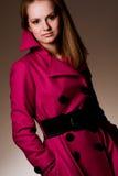 żakiet purpury Zdjęcia Royalty Free