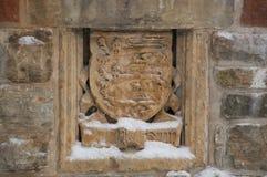 Żakiet ręki w głupocie przy MacKenzie królewiątka nieruchomością, Gatineau Zdjęcie Stock