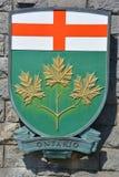 Żakiet ręki Ontario Zdjęcia Stock