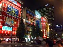 Akihabar 免版税库存图片