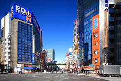 Akihabara, токио, Япония Стоковые Фото