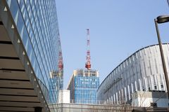 Akihabara royalty-vrije stock afbeeldingen