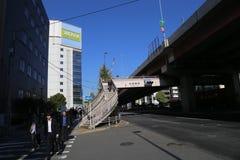 Akihabara Japan - Shosen boktorn Arkivbild