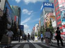 Akihabara Japonia Obraz Royalty Free