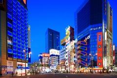 Akihabara, Tóquio, Japão Imagens de Stock Royalty Free
