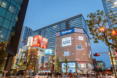 Akihabara , tokyo , japan. Akihabara is famously known as Electric Town because it consists mainly shops selling electronics stuff. Stores in Akihabara are Royalty Free Stock Photography