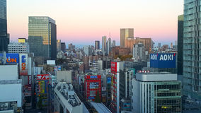 Akihabaradistrict in Tokyo, Japan Royalty-vrije Stock Fotografie