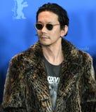 Akira Takayama an Berlinale-Film-Festival 2018 Lizenzfreies Stockfoto