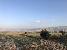 Akkar区 黎巴嫩 东部中间名 库存图片