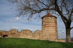 Akkerman fortress in Bilhorod-Dnistrovskyi. Ukraine royalty free stock photo
