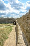 The Akkerman Fortress is a historical and architectural monument. royalty free stock image