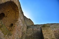 Akkerman fortress Royalty Free Stock Image