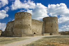 Akkerman fortress Royalty Free Stock Photo