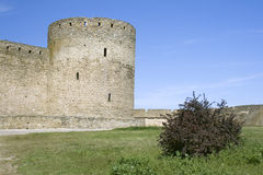 Akkerman fortress in Ukraine Stock Image