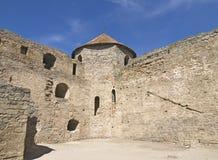 Akkerman fortress in Ukraine Stock Photography