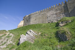 Akkerman fortress in Ukraine Royalty Free Stock Image