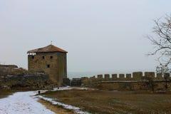 Akkerman fortress in Ukraine Stock Image