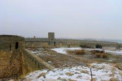 Akkerman fortress in Ukraine Royalty Free Stock Image