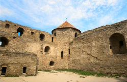 Akkerman fortress, Ukraine Royalty Free Stock Photography