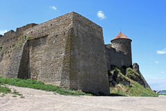 Akkerman fortress Royalty Free Stock Images