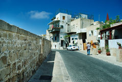 Akko (Acre), Israel royalty free stock photography