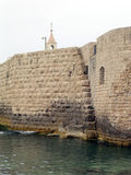 Akko ancient wall 2004 Stock Images