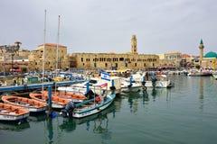 Akko, Israele Fotografia Stock