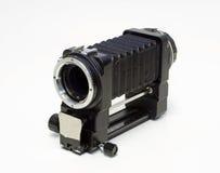 Akkordeonkamera lense Lizenzfreies Stockbild