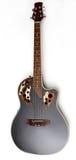 Akoestische gitaar Royalty-vrije Stock Afbeeldingen
