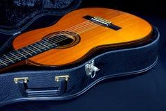 Akoestische gitaar Royalty-vrije Stock Fotografie