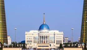 Akorda †'siedziba prezydent republika Kaz Fotografia Stock