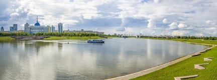 Akorda - η κατοικία του Προέδρου της Δημοκρατίας του Καζακστάν Στοκ Εικόνες